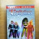Cómics: 4 FANTASTICOS DE JOHN BYRNE #3 (MARVEL HEROES COLECCIONABLE #61). Lote 49944281