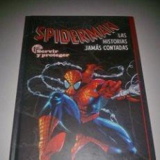 Cómics: PACK 2 TOMOS SPIDERMAN Nº1 MARVEL COMICS SPIDER-MAN (VER DESCRIPCIÓN). Lote 103892347