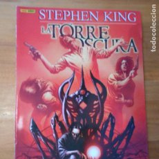 Cómics: LA TORRE OSCURA - EL HECHICERO - STEPHEN KING - PANINI (7H). Lote 104037371