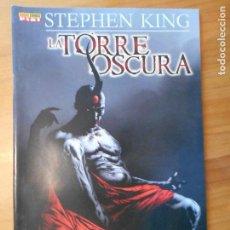 Cómics: LA TORRE OSCURA - EL LARGO CAMINO A CASA - Nº 4 DE 5 - STEPHEN KING - PANINI (7H). Lote 104037967