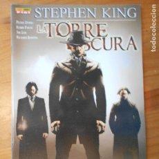 Cómics: LA TORRE OSCURA - LA BATALLA DE LA COLINA DE JERICO - Nº 4 DE 5 - STEPHEN KING - PANINI (7H). Lote 104038923
