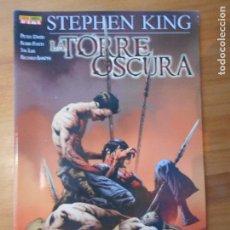 Cómics: LA TORRE OSCURA - LA BATALLA DE LA COLINA DE JERICO - Nº 5 DE 5 - STEPHEN KING - PANINI (7H). Lote 104039031