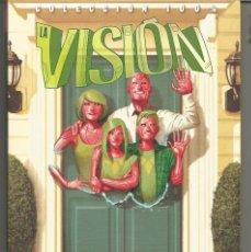 Cómics: 100% MARVEL. LA VISIÓN 01: VISIONES DEL FUTURO PANINI CÓMICS. Lote 104060083