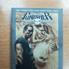 Cómics: PUNISHER EL TIGRE (100% MARVEL MAX). Lote 104083975