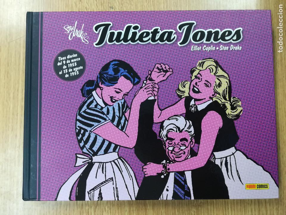 JULIETA JONES #1 (Tebeos y Comics - Panini - Marvel Comic)