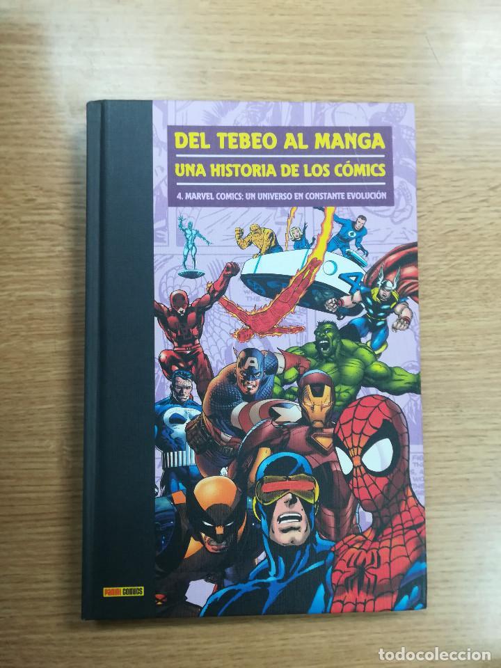 DEL TEBEO AL MANGA UNA HISTORIA DE LOS COMICS #6 DEL COMIX UNDERGROUND AL ALTERNATIVO (Tebeos y Comics - Panini - Otros)