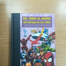 Cómics: DEL TEBEO AL MANGA UNA HISTORIA DE LOS COMICS #6 DEL COMIX UNDERGROUND AL ALTERNATIVO. Lote 104653747