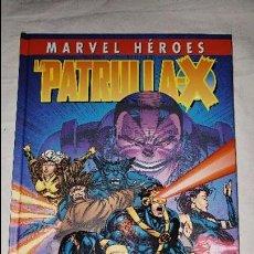 Cómics: PATRULLA-X LA CANCION DEL VERDUGO PANINI EL ESTADO ES MUY BUENO. Lote 104986223