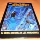 Cómics: LOS VENGADORES. PETER DAVID. LA ULTIMA HISTORIA DE LOS VENGADORES. CARTONÉ. IMPECABLE.. Lote 105171459