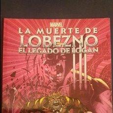 Cómics: LA MUERTE DE LOBEZNO: EL LEGADO DE LOGAN - PANINI - DESCUENTO 15%¡¡¡. Lote 172610764