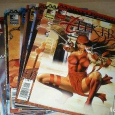 Cómics: COMICS ELEKTRA: MARVEL KNIGHTS. COLECCIÓN CASI COMPLETA. (23 NÚMEROS DE 27). Lote 105969815