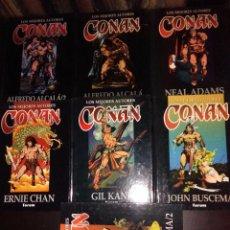 Cómics: AUTORES CONAN. Lote 106022863