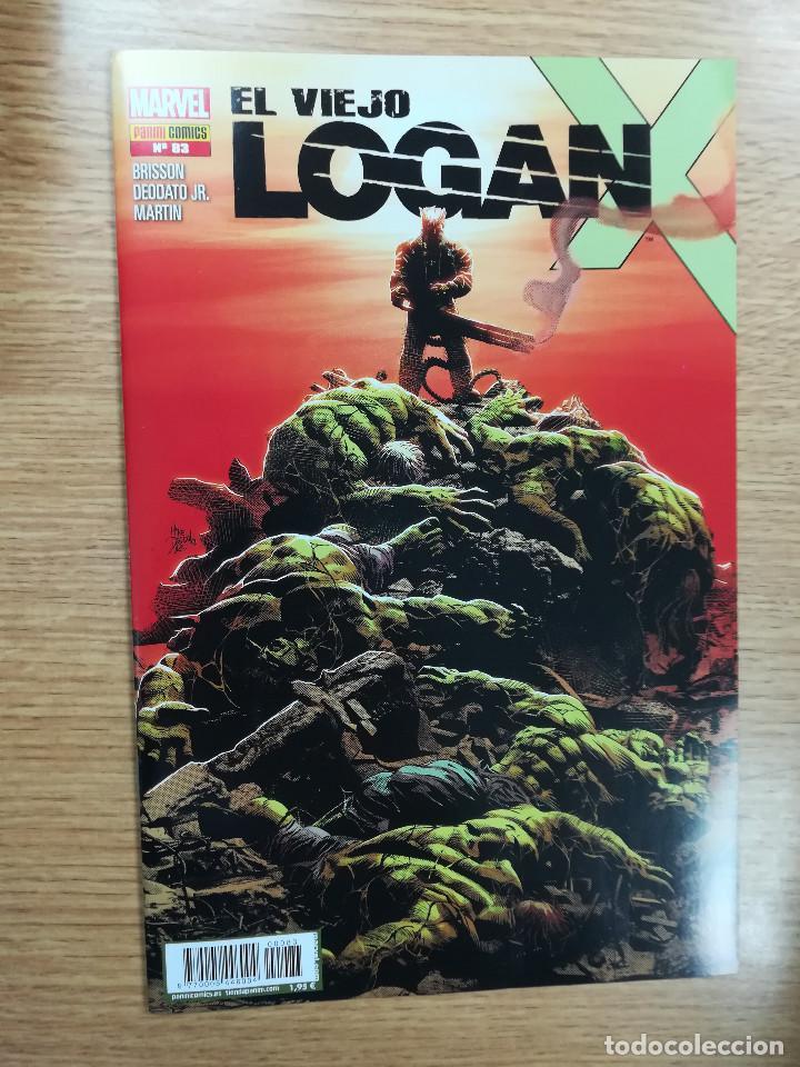 LOBEZNO VOL 5 #83 - EL VIEJO LOGAN #20 (Tebeos y Comics - Panini - Marvel Comic)