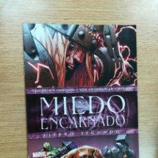 Cómics: MIEDO ENCARNADO #2. Lote 106664987