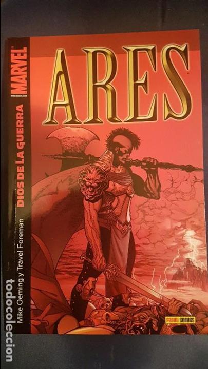 Ares Dios De La Guerra Panini Descuento 2 Comprar Panini