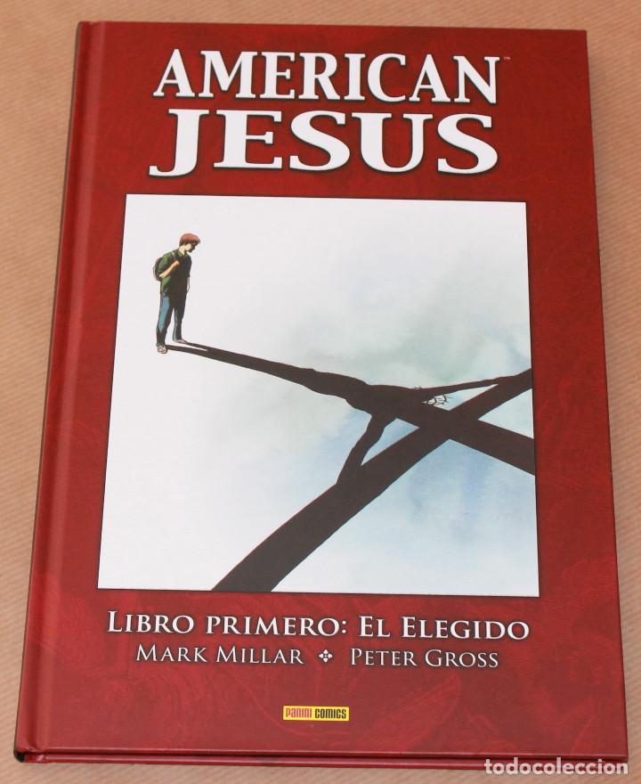 AMERICAN JESUS - 1 EL ELEGIDO - MARK MILLAR / PETER GROSS - PANINI - NUEVO (PRECINTADO) (Tebeos y Comics - Panini - Otros)