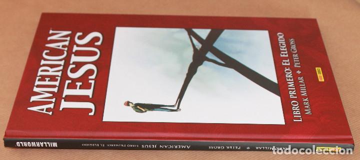 Cómics: AMERICAN JESUS - 1 EL ELEGIDO - Mark Millar / Peter Gross - PANINI - NUEVO (precintado) - Foto 2 - 107084003