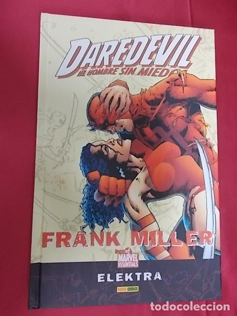 BEST OF MARVEL ESSENTIALS. DAREDEVIL. ELEKTRA. FRANK MILLER. PANINI (Tebeos y Comics - Panini - Marvel Comic)