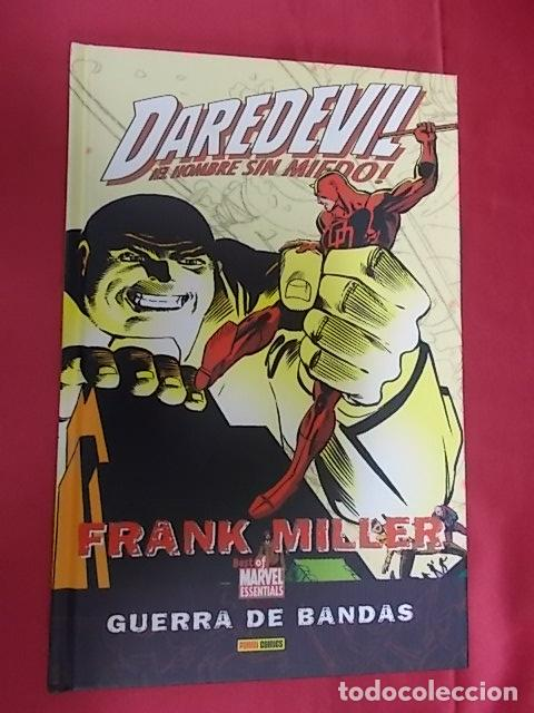 BEST OF MARVEL ESSENTIALS. DAREDEVIL. GUERRA DE BANDAS. FRANK MILLER. PANINI (Tebeos y Comics - Panini - Marvel Comic)