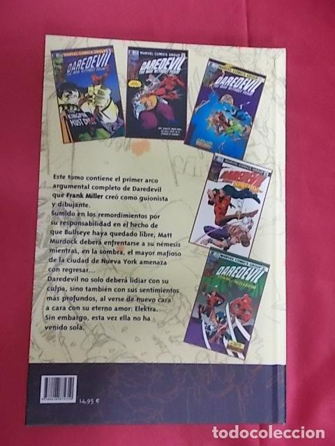 Cómics: BEST OF MARVEL ESSENTIALS. DAREDEVIL. GUERRA DE BANDAS. FRANK MILLER. PANINI - Foto 2 - 145706330