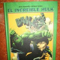 Cómics: BEST OF MARVEL ESSENTIALS EL INCREIBLE HULK BANNER PANINI NUEVO. Lote 110647579