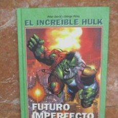 Cómics: BEST OF MARVEL ESSENTIALS EL INCREIBLE HULK FUTURO IMPERFECTO PANINI NUEVO. Lote 107554447