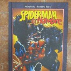 Cómics: BEST OF MARVEL ESSENTIALS SPIDERMAN EL HAMBRE PANINI NUEVO. Lote 107553514