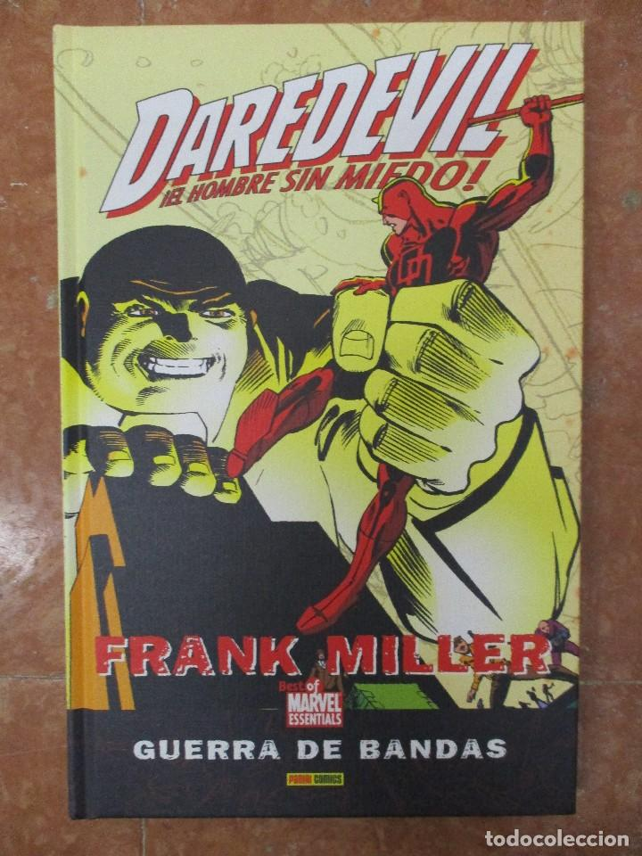 BEST OF MARVEL ESSENTIALS DAREDEVIL GUERRA DE BANDAS FRANK MILLER PANINI NUEVO (Tebeos y Comics - Panini - Marvel Comic)