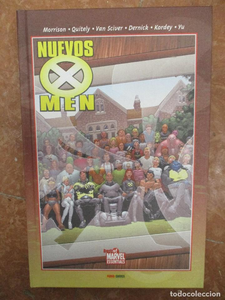 BEST OF MARVEL ESSENTIALS NUEVOS X MEN TOMO Nº 2 PANINI NUEVO (Tebeos y Comics - Panini - Marvel Comic)