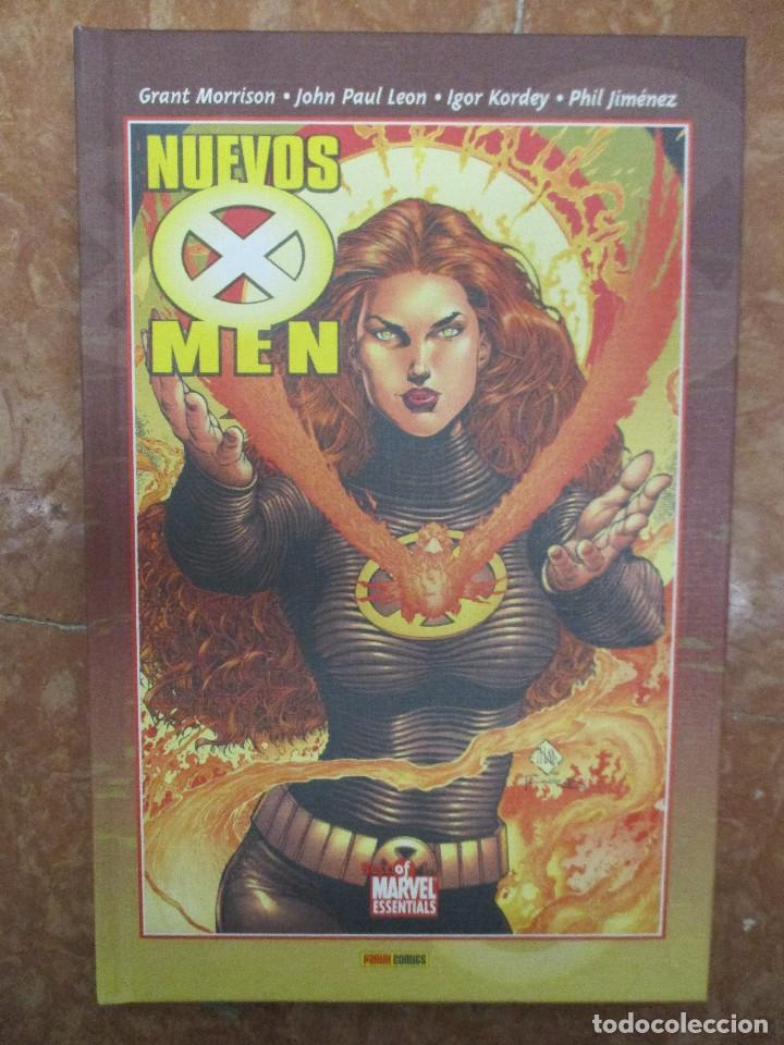 BEST OF MARVEL ESSENTIALS NUEVOS X MEN TOMO Nº 3 PANINI NUEVO (Tebeos y Comics - Panini - Marvel Comic)