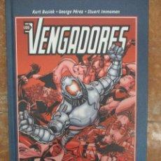 Cómics: BEST OF MARVEL ESSENTIALS LOS VENGADORES COLECCION COMPLETA 4 TOMOS NUEVOS DE LIBRERIA. Lote 107663895