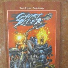 Cómics: BEST OF MARVEL ESSENTIALS GHOST RIDER - MOTORISTA FANTASMA PANINI NUEVO DE LIBRERIA. Lote 107664931