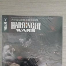 Cómics: HARBINGER WARS UNIVERSO VALIANT TOMO ÚNICO RÚSTICA (PANINI). Lote 108375263