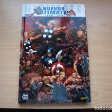Cómics: MARVEL GRAPHIC NOVELS - NUEVOS ULTIMATES - AÑO 2011 - TAPA DURA - PANINI. Lote 140586944