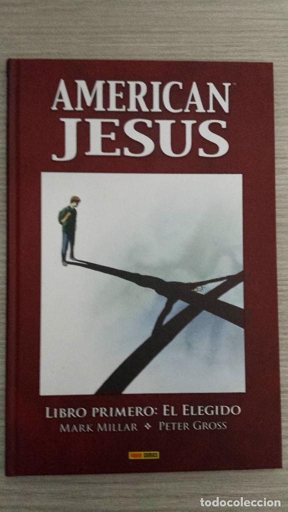 AMERICAN JESUS EL ELEGIDO LIBRO PRIMERO CARTONE (PANINI) (Tebeos y Comics - Panini - Otros)