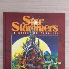 Cómics: STAR SLAMMERS DE WALTER SIMONSON TOMO ÚNICO CARTONE (PANINI). Lote 108787243