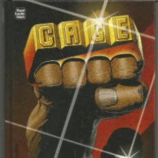 Cómics: CAGE. MARVEL GRAPHIC NOVELS BRIAN AZZARELLO RICHARD CORBEN . Lote 108944535