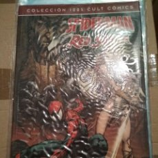 Cómics: SPIDERMAN RED SONJA COLECCION 100% CULT COMICS PANINI ENVÍO ECONÓMICO. Lote 110387884
