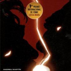 Cómics: OCUPANTE DE ANDREU MARTÍN, RUANO Y NAVARRO (PANINI, 2012) PREMIO COSTA BRAVA DE COMIC. Lote 109359999