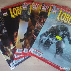 Cómics: COMICS - LOBEZNO VOLUMEN 4 EDICIÓN ESPECIAL NÚMEROS 10,11,18,19,20,21 Y 23 AL 32 - PANINI COMICS. Lote 109510231