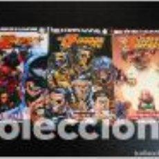 Cómics: COMICS - LOS EXILIADOS - NÚMEROS 16,17 Y 18. Lote 109510399