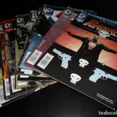 Cómics: COMICS - PUNISHER: MARVEL KNIGHTS VOLUMEN 2 - NÚMEROS DEL 1 AL 16, 19 Y 20 (DE 32). Lote 109510543