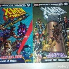 Cómics: COMICS - X-MEN FOREVER - NÚMEROS 1 Y 2 . Lote 109510683