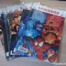 Cómics: ULTIMATE COMICS: SPIDERMAN - 7 PRIMEROS NÚMEROS. Lote 109511647
