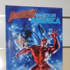 Cómics: TOMO DAREDEVIL & CAPITAN AMERICA DOBLE MUERTE - PANINI - OFERTA. Lote 109601827