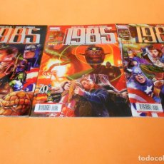 Cómics: 1985- MARK MILLAR- TRES TOMOS GRAPA. COMPLETA. IMPECABLES.. Lote 170958174