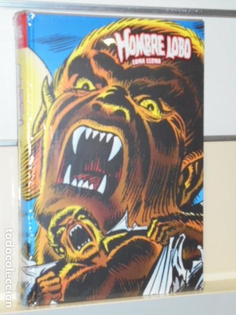cd818495b2 HOMBRE LOBO LUNA LLENA MARVEL LIMITED EDITION - PANINI OFERTA (Tebeos y  Comics - Panini
