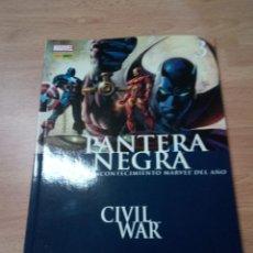 Cómics: CIVIL WAR PANTERA NEGRA 3. Lote 109875763