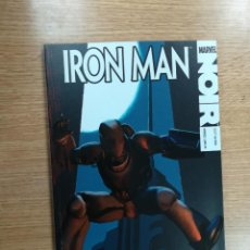 Cómics: IRON MAN NOIR. Lote 109995895
