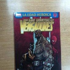 Cómics: NUEVOS VENGADORES LUKE CAGE. Lote 109995999